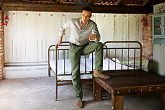 Oblečenie - Gate Lovec zelené - 13158202_