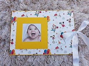 Papiernictvo - Detský album UNI - 13156817_