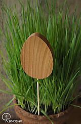 Dekorácie - Čerešňové vajíčko - 13160869_