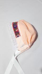 Detské čiapky - Detský čepček - 13157760_