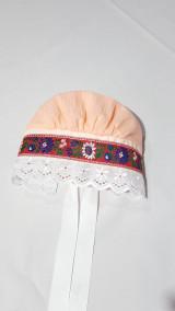 Detské čiapky - Detský čepček - 13157765_