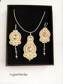 Sady šperkov - Sindy sada - 13159618_