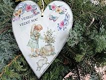 Tabuľky - veľkonočné srdce 8 - 13158489_