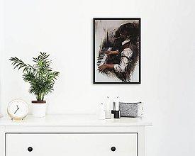 Obrazy - Obraz - Pianista - 13164385_