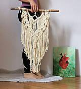 Dekorácie - Makramé boho - 13164918_
