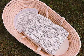 """Textil - Zavinovačka """"Alžbetka"""" bielomodrá - 13163310_"""