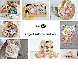Detské doplnky - SADY drevených dekorácií na stenu - oblaky - 13163212_