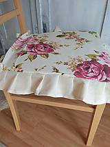 Úžitkový textil - Návleky na stoličky - 13162394_