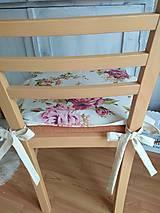 Úžitkový textil - Návleky na stoličky - 13162396_