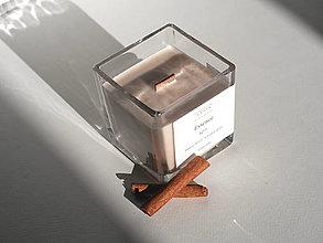 Drogéria - Vonná sójová sviečka Scented Candle Essence No.1 - 13162322_