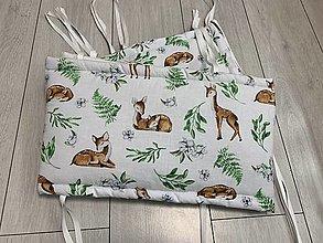 Textil - MANTINEL do postieľky - 13163154_