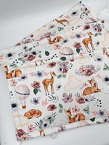 Textil - MANTINEL do postieľky - premiová bavlna - 13163345_