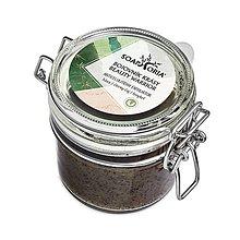 Drogéria - Bojovník krásy - organický telový peeling s himalájskou soľou - 13167957_