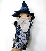 Hračky - Maňuška čarodejník - Čarodejník zo Súhvezdnej - 13170814_