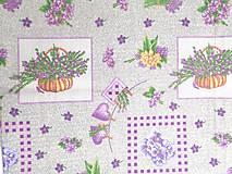 Úžitkový textil - Bavlnené vrecúška na levanduľu PRÁZDNE (Vzor 18.) - 13168205_