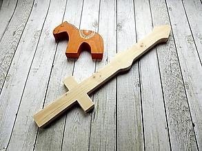 Hračky - Meč pre malých rytierov - na dotvorenie - 13168278_