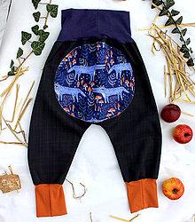 Detské oblečenie - JARné softshelLOVE...videl som VLKA - 13166942_