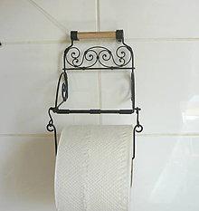 Nábytok - Držiak na toaletný papier - 13168767_