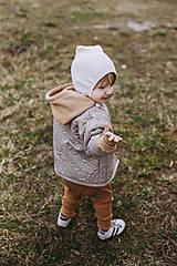 Detské oblečenie - Kabátik Rudy mini - 13168902_