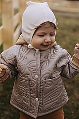 Detské oblečenie - Kabátik Rudy mini - 13168920_