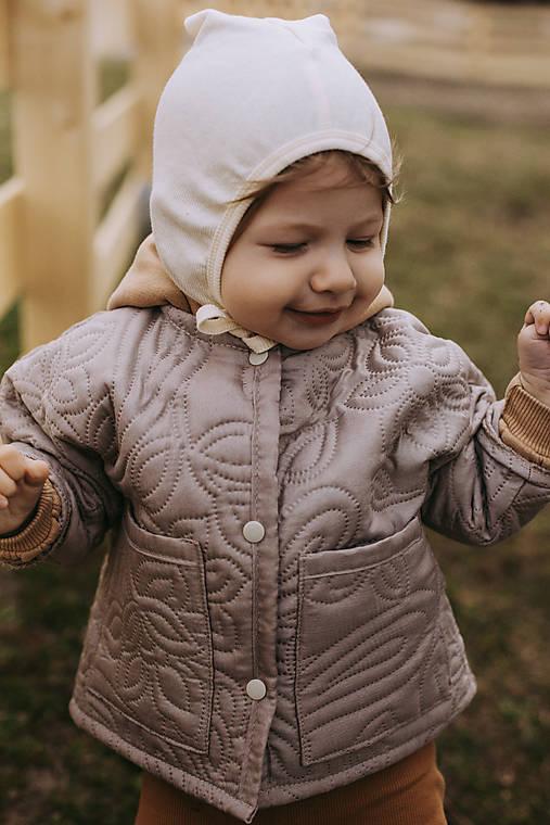 Kabátik Rudy mini
