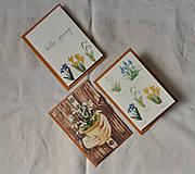 - Pohľadnice - J.A.R. set - 3ks - 13171556_
