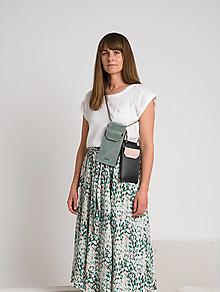 Na mobil - Phone purse Minty - 13175940_