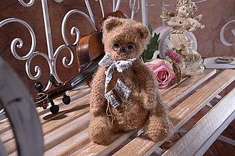 Hračky - Charming teddy RALPH - 13176554_