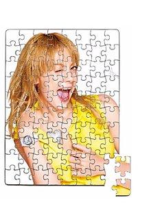 Magnetky - Magnetické puzzle s fotkou A4 - 13178622_