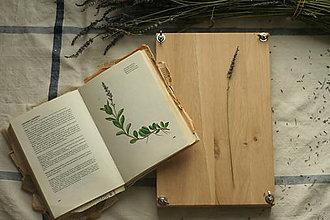 Nezaradené - Lis na byliny, kvety a listy - 13177282_