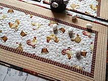 Úžitkový textil - Fresh Eggs 2 ... obrus - 13180165_