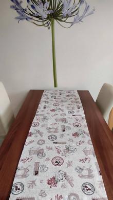 Úžitkový textil - obrus-káva 2 - 13181746_