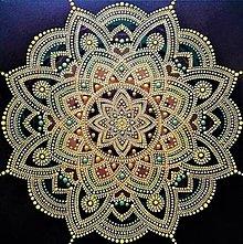 Obrazy - OSOBNÁ MANDALA na mieru-TALIZMAN,originálny dar pre každého - 13181217_
