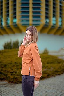 Mikiny - Mikina škoricová - 13180729_