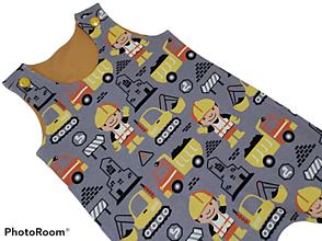 Detské oblečenie - Tepláčiky na traky stavba - 13181857_