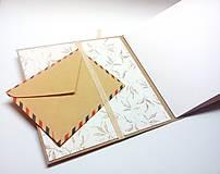 Papiernictvo - Pohľadnica ... hŕŕ do prírody - 13188752_