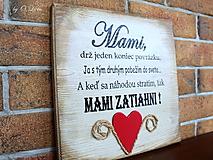 Tabuľky - MAMI - odkaz pre mamku - 13184479_