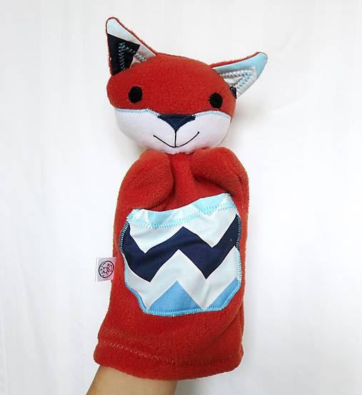 Maňuška líška - Lišiak od CIK-CAK chodníčka