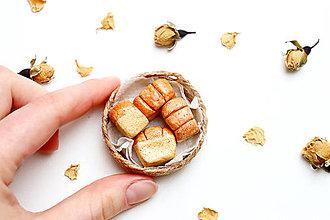 Hračky - Mini toustový chlieb ♡ - 13185279_
