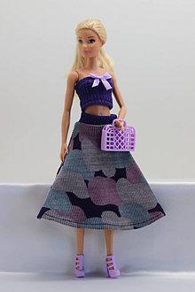 Hračky - Oblečenie pre Barbie - 13187785_