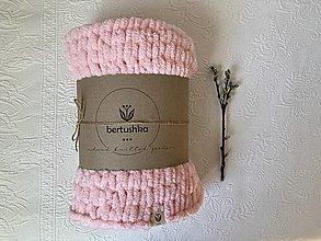 Textil - Baby Puffy deka o4 340 - 13185006_