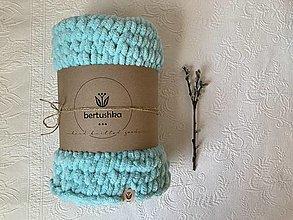 Textil - Baby Puffy deka o8 19 - 13185009_