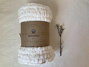 Textil - Baby Puffy deka o1 055 - 13185016_
