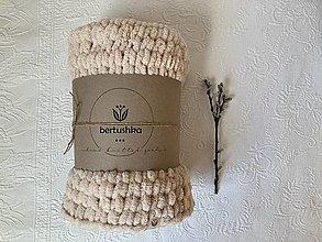 Textil - Baby Puffy deka o1 310 - 13185024_