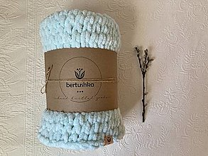 Textil - Baby Puffy deka o8 15 - 13185046_