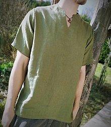 Oblečenie - Pánska polokošeľa - 13187490_