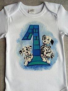 Detské oblečenie - Dalmatínci - 13194228_