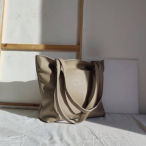 Nákupné tašky - Nina (sivá) - 13191976_