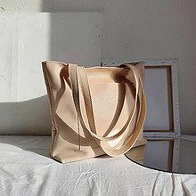Nákupné tašky - Nina (nude) - 13191989_