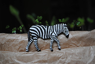 Brošne - brošňa Zebra - 13193045_